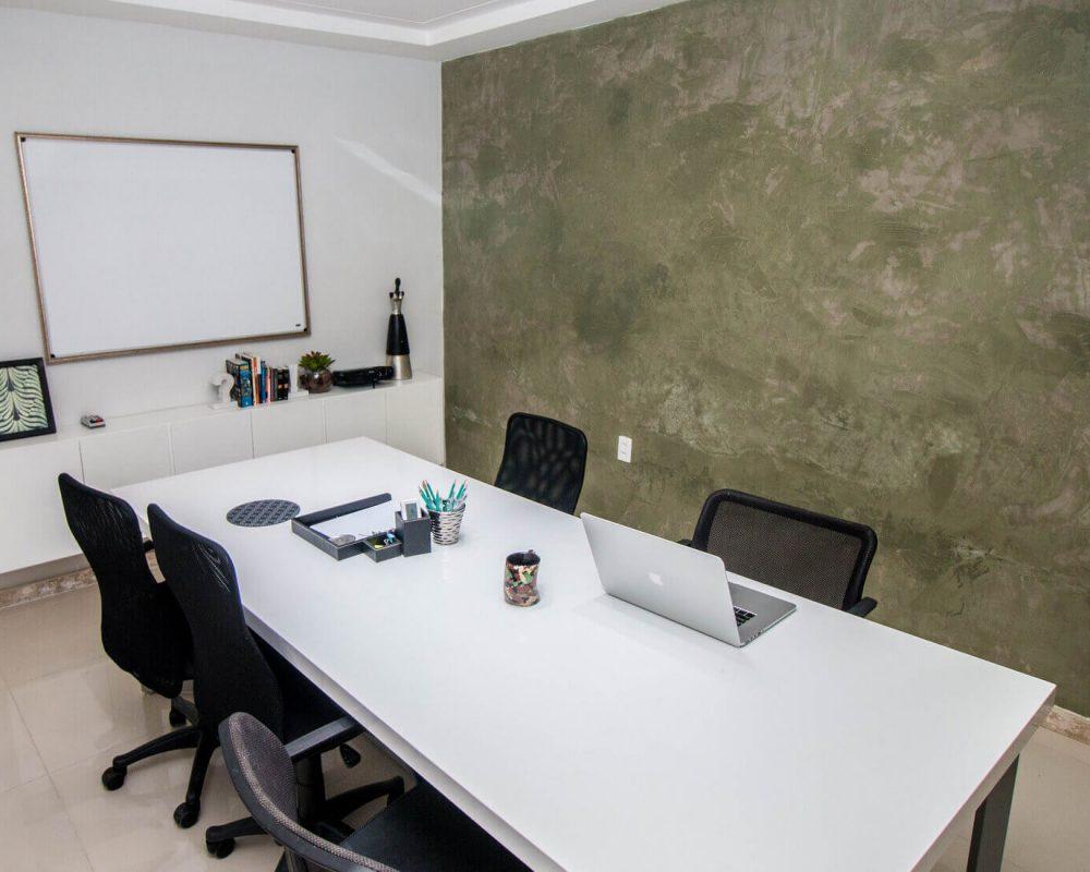 Sala E03 - Sala de Reunião na Elephant Coworking - Unidade Aldeota