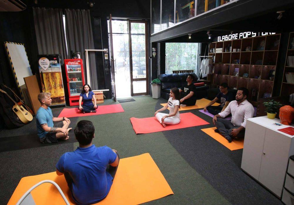 ioga na elephant coworking
